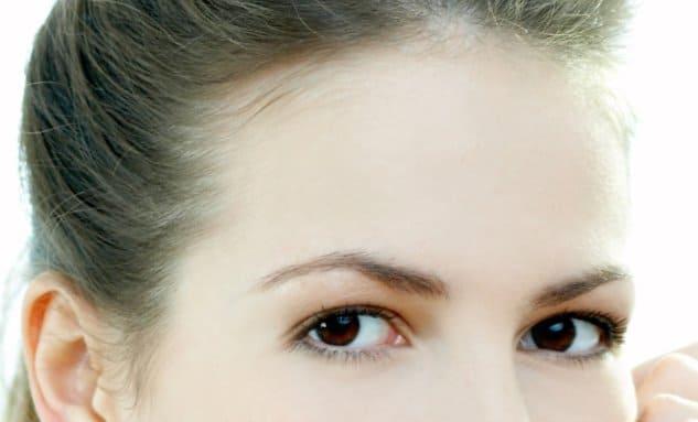 Botoxbehandlung Stirn